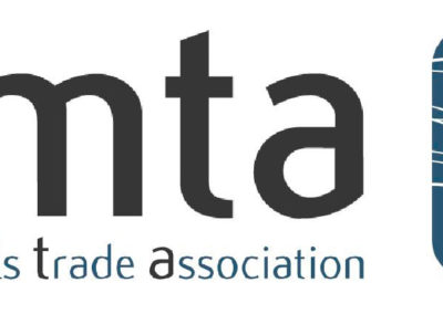 Logo: mmta - MInor Metals Trade Association